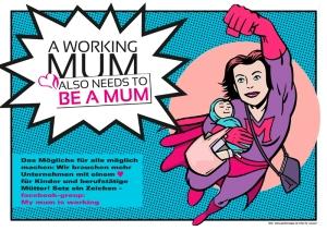 Plakat WORKING MUM.indd