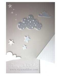 stickers-nuages-pour-decoration-chambre-raffinee