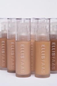 packshot ELLIS FAAS - ELLIS SKIN Skin Veil bottles modif