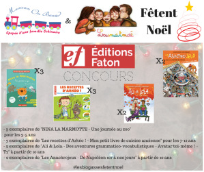 concours editions faton
