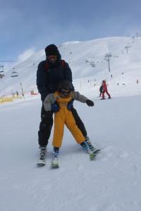 ski léandro