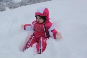 minouchette neige