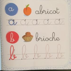 livret montessori lettres