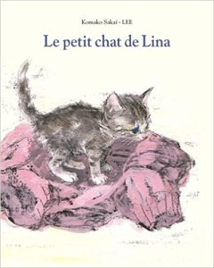 couv chat de lina