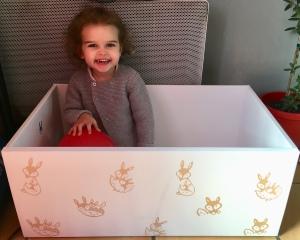 iris baby box