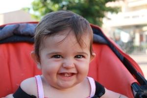 Ellia 9 mois