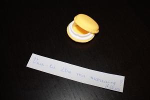 macaron demande