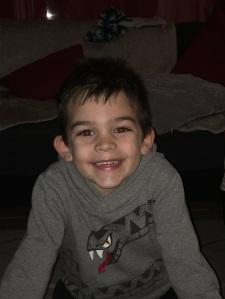 Léandro 6 ans