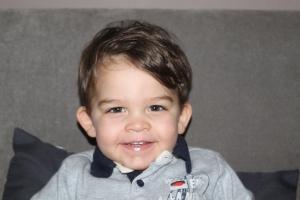 Léandro 2 ans