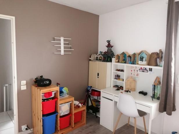 chambre Léandro après travaux